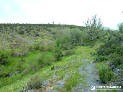 Cascadas del Aljibe; grazalema; viajar solo; pueblos de españa;tiempo sierra de madrid